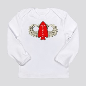 1st Special Service For Long Sleeve Infant T-Shirt