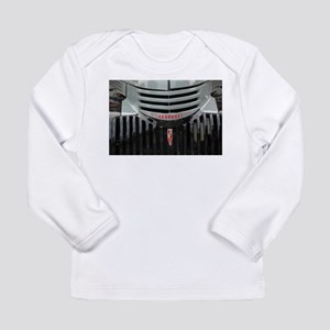Grilled Cheese Long Sleeve Infant T-Shirt