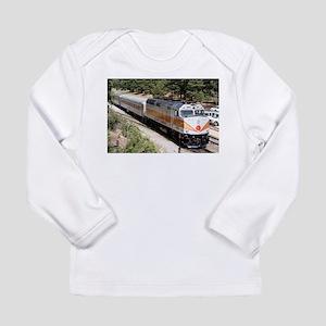 Railway Locomotive, Grand Cany Long Sleeve T-Shirt