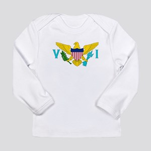 United States Virgin Islands Long Sleeve T-Shirt