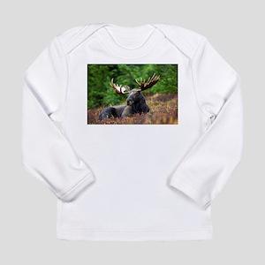 Majestic Moose Long Sleeve T-Shirt