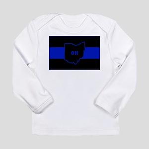 Thin Blue Line - Ohio Long Sleeve T-Shirt