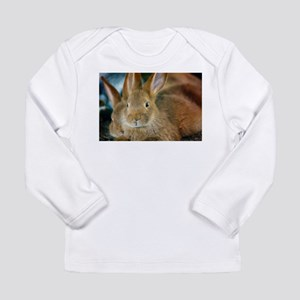 Animal Bunny Cute Ears Easter Long Sleeve T-Shirt