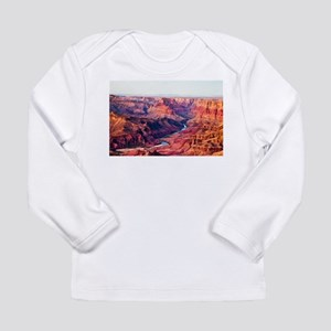 Grand Canyon Landscape Photo Long Sleeve Infant T-