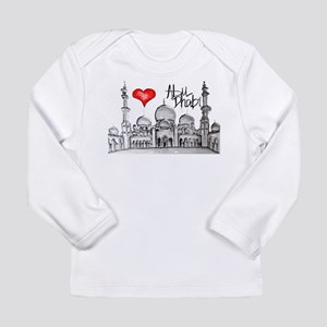I love Abu Dhabi Long Sleeve T-Shirt