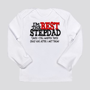 Best Stepfather Long Sleeve Infant T-Shirt