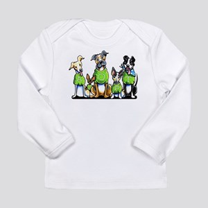 Adopt Shelter Dogs Long Sleeve T-Shirt