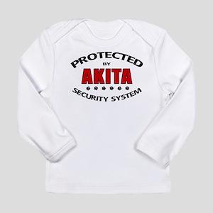 Akita Security Long Sleeve Infant T-Shirt
