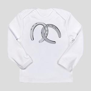Horseshoes Long Sleeve Infant T-Shirt