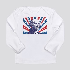 george washington Long Sleeve T-Shirt