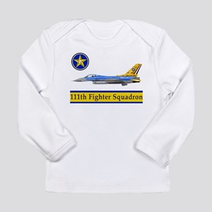 111th Fighter Squadron Long Sleeve T-Shirt