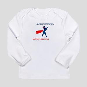 CASA Hero Justice Long Sleeve T-Shirt