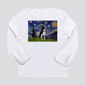Starry Night & Boston Long Sleeve Infant T-Shirt