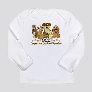 OCD Obsessive Can Long Sleeve T-Shirt