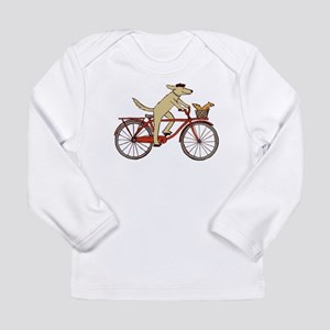 Dog & Squirrel Long Sleeve Infant T-Shirt
