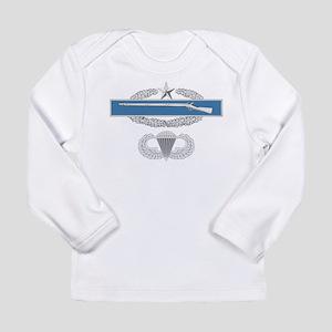 CIB 2nd Airborne Long Sleeve Infant T-Shirt