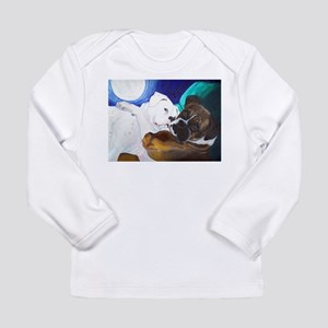 Busted Boxers Long Sleeve Infant T-Shirt