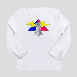 4th Armored Division Long Sleeve Infant T-Shirt