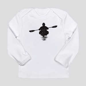 Kayaking Long Sleeve Infant T-Shirt