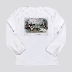Fly fishing - 1879 Long Sleeve Infant T-Shirt