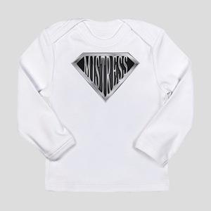 SuperMistress(metal) Long Sleeve Infant T-Shirt