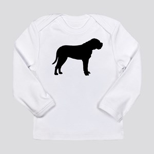 Bullmastiff Dog Breed Long Sleeve Infant T-Shirt