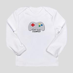 Video Game Champion Long Sleeve T-Shirt