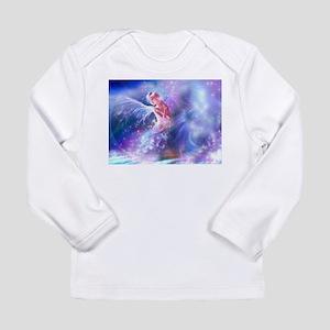 Angel Long Sleeve Infant T-Shirt