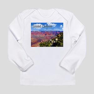 Grand Canyon NAtional Park Poster Long Sleeve T-Sh
