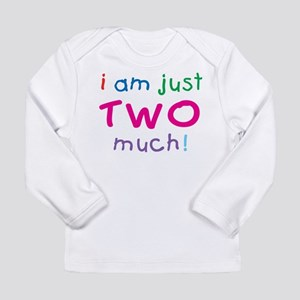 bts-2001NL_two Long Sleeve T-Shirt