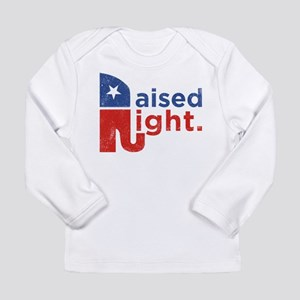 Raised Right Long Sleeve Infant T-Shirt
