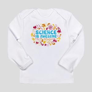 3-science Long Sleeve T-Shirt