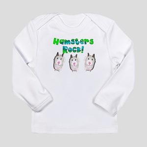 Animals Long Sleeve Infant T-Shirt