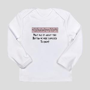 Nursing Student XXX Long Sleeve Infant T-Shirt