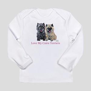 Love my Cairn Terriers Long Sleeve T-Shirt