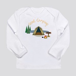 Gone Camping Long Sleeve Infant T-Shirt