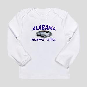 Alabama Highway Patrol Long Sleeve Infant T-Shirt