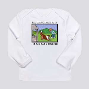 Timmy in the well Long Sleeve Infant T-Shirt