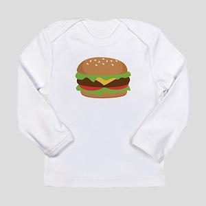 Hamburger Long Sleeve T-Shirt