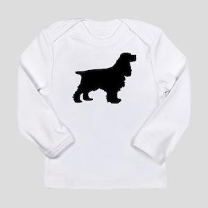 Cocker Spaniel Black Long Sleeve T-Shirt