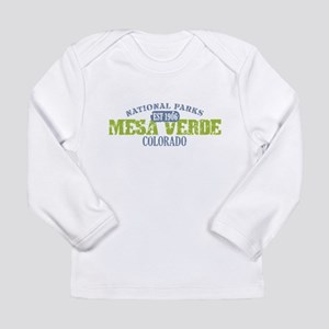 Mesa Verde Colorado Long Sleeve Infant T-Shirt