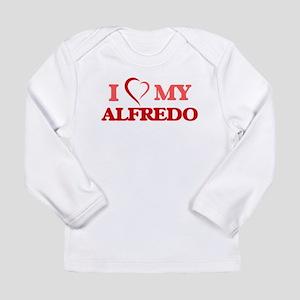 I love my Alfredo Long Sleeve T-Shirt