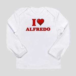 I love Alfredo Long Sleeve T-Shirt
