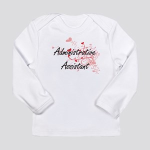 Administrative Assistant Artis Long Sleeve T-Shirt