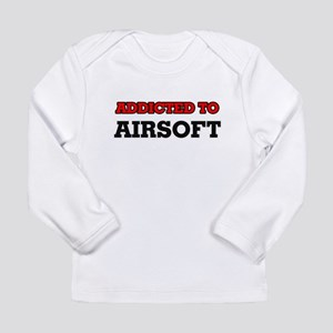 Addicted to Airsoft Long Sleeve T-Shirt