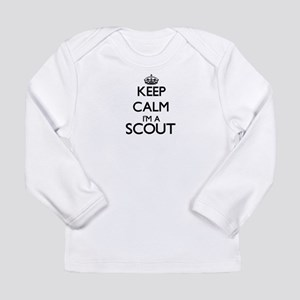 Keep calm I'm a Scout Long Sleeve T-Shirt