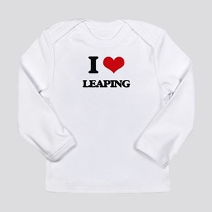 I Love Leaping Long Sleeve T-Shirt