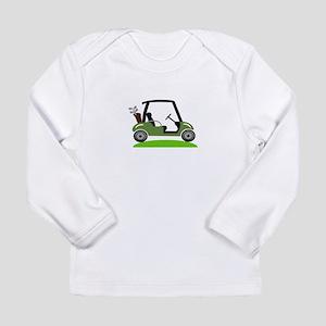 Golf Cart Long Sleeve T-Shirt