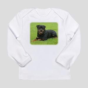 Rottweiler 9W025D-046 Long Sleeve Infant T-Shirt