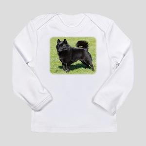Schipperke AF071D-355 Long Sleeve Infant T-Shirt